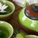с чем пить зеленый чай