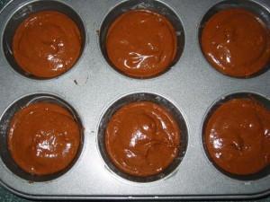 маффины кексы с начинкой