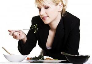 обед в офисе - опасность для диеты