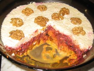 Рецепт салата грибная полянка