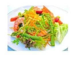 салат мизуна