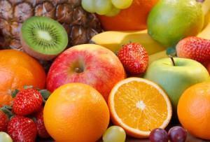 фруктовое ассорти