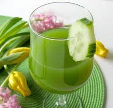 огуречный сок польза