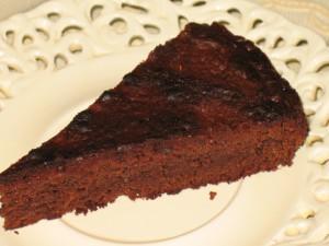 шоколадно имбирный торт