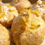 эклеры лимонные фото www.edimdoma.ru