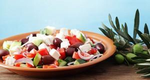 салаты средиземноморской кухни
