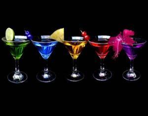 красивые напитки
