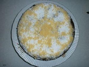 торт из смородинового варенья