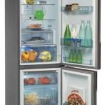 двухкамерный холодильник морозилка внизу
