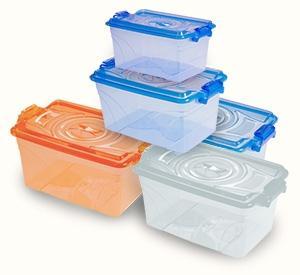 пластмассовые пищевые емкости