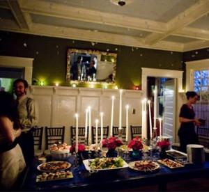домашняя свадьба