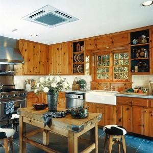климат контроль на кухне