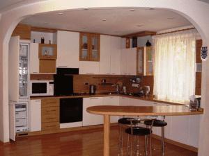 реконструкция кухни