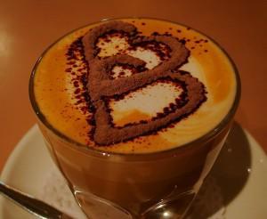 кофе латте как приготовить