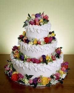 торт в подарок на день рождения