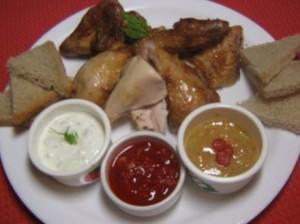 соусы для курицы