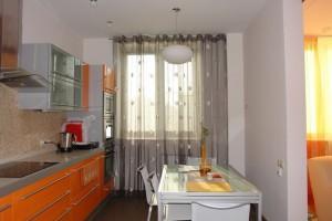 шторы с люверсами для кухни