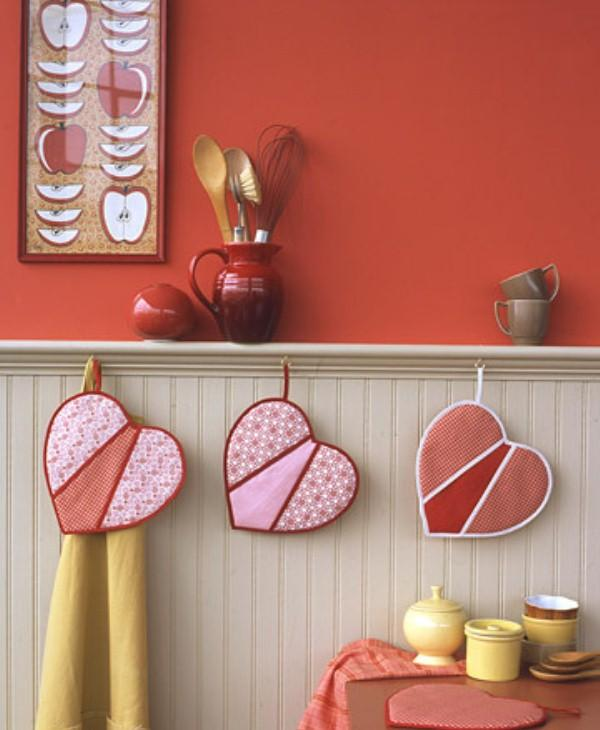 Декор для кухни сшить своими руками 5