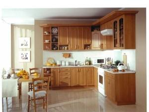 уютная кухня