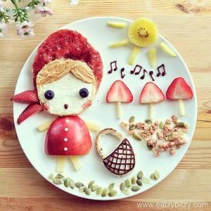 Красная Шапочка Саманта Ли