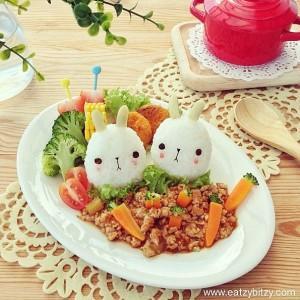 кролики Саманта Ли