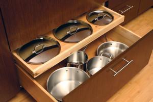 как хранить кастрюли на кухне