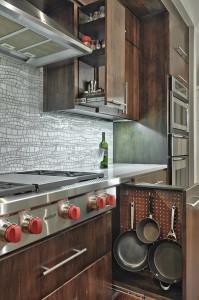 где хранить сковородки на кухне