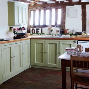 каменный пол на кухне