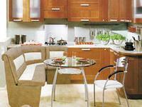 мягкий уголок для кухни