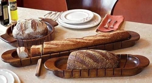 гаджет для нарезки хлеба
