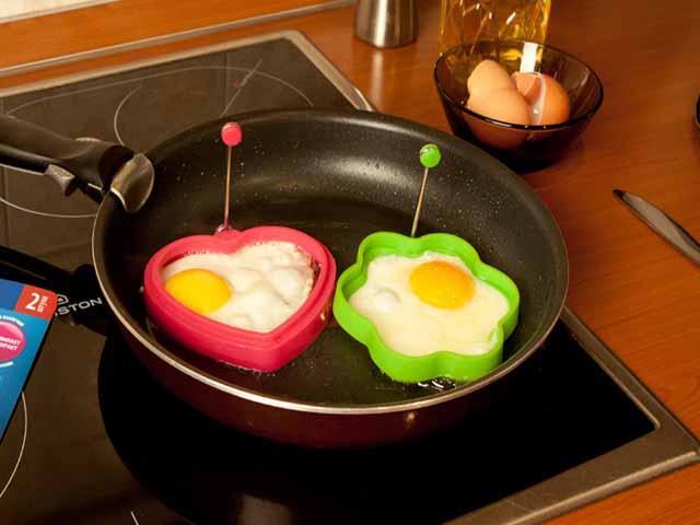 романтичные формочки для яичницы