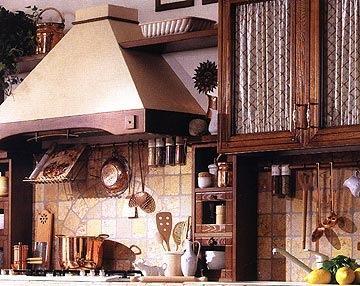 кухонная вытяжка каминная