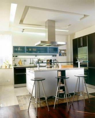 кухонная вытяжка подвесная