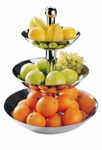 этажерка с фруктами