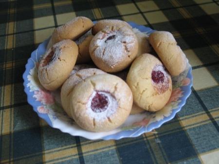 печенье курабье по-восточному