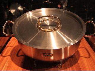 самая дорогая посуда кастрюля Fissler