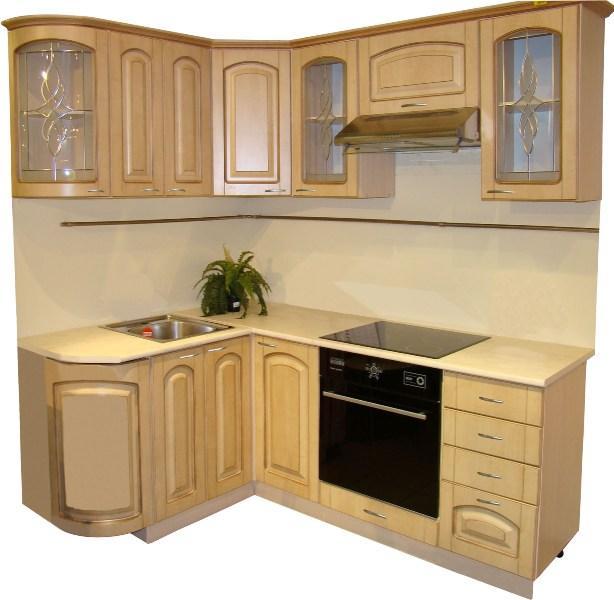 кухня в классическом стиле мдф