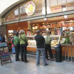кафе в торгово-развлекательном центре