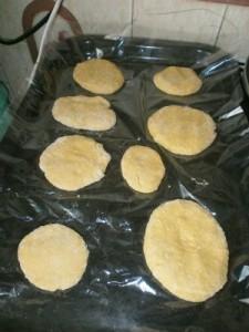печенье из овсяных хлопьев от Юлии Высоцкой