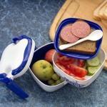 пластиковый контейнер для еды