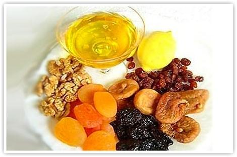 орехи и сухофрукты для похудения