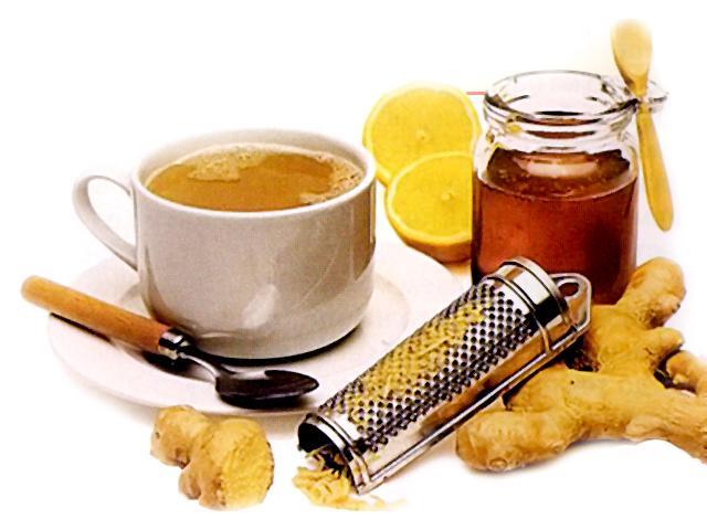 имбирь мед лимон для похудения