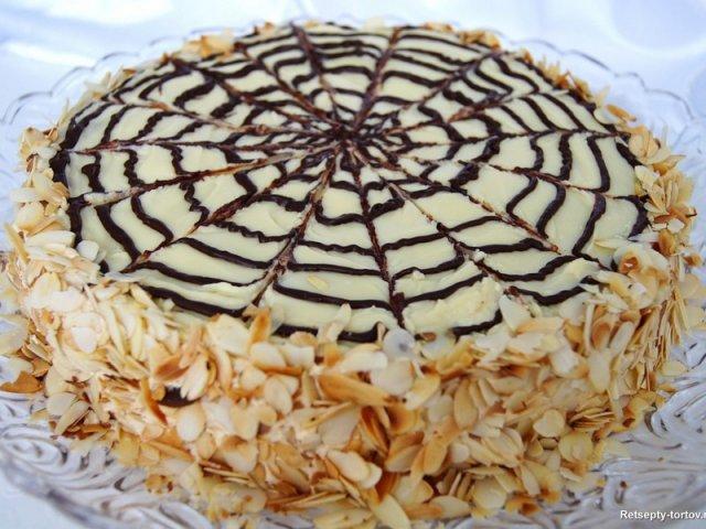 торт эстерхази традиционный