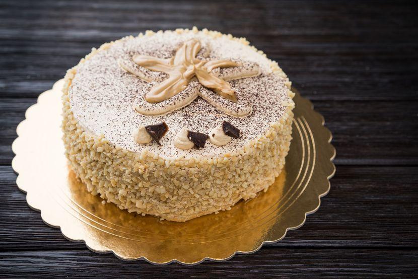 Рецепт торта эстерхази с пошаговым