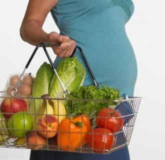 особенности питания во втором триместре беременности