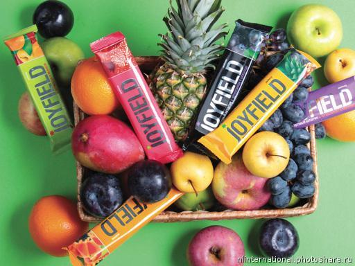 энергетические фруктовые батончики