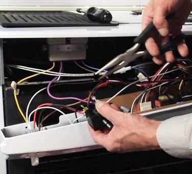 профессиональный ремонт электроплит