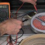 ремонт электроплит на дому