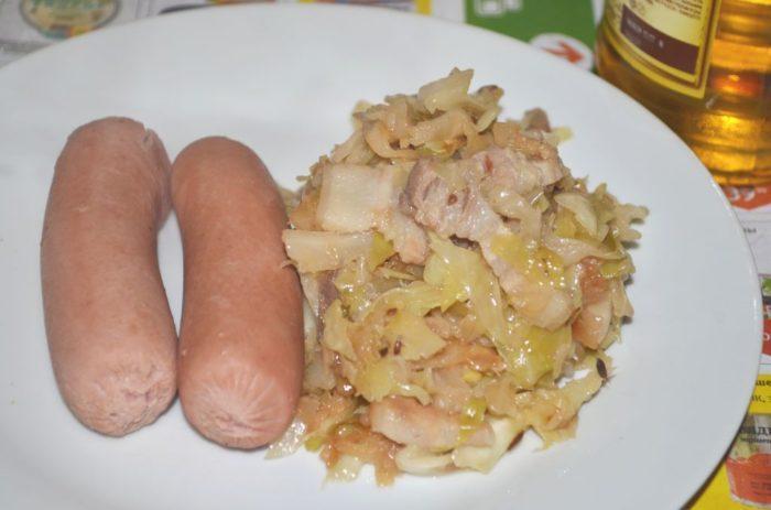 рецепт квашеной капусты по-немецки