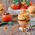 хурма рецепт десерта